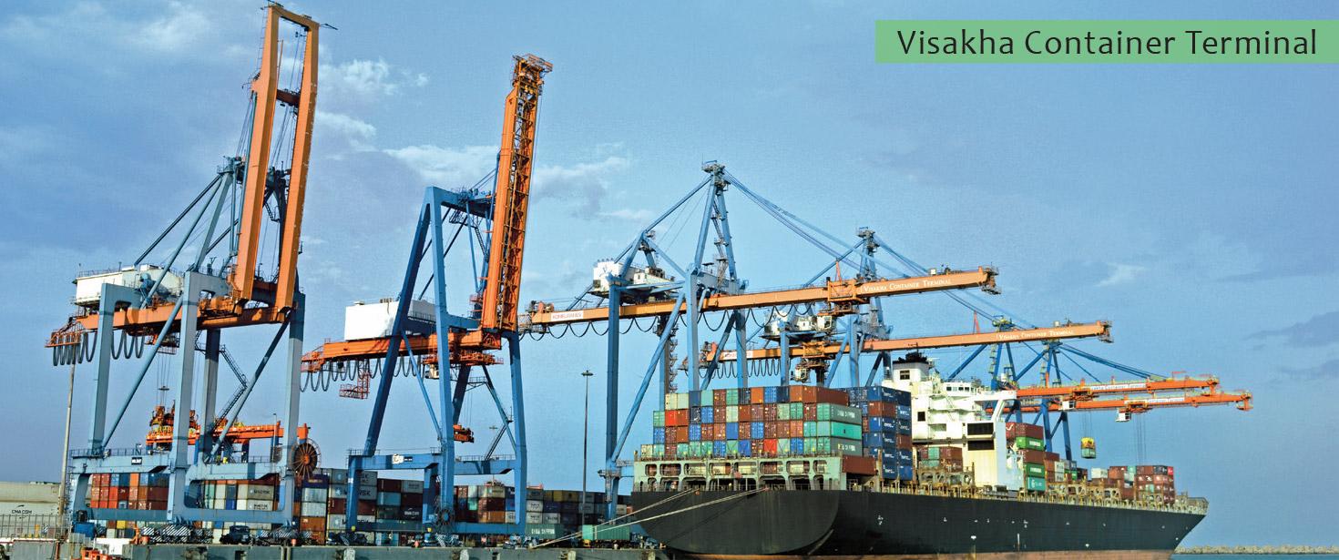 International Cargo Terminals  J.M. Baxi Newsletter